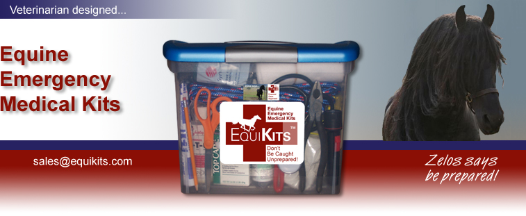 EquiKits Equine Medical Kits